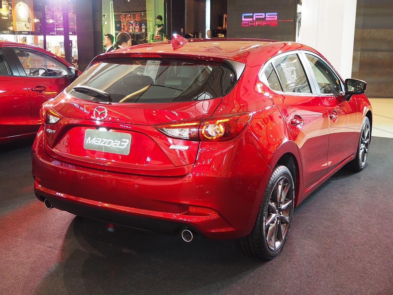 Kekurangan Mazda 3 2.0 Tangguh