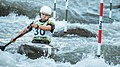 2019 ICF Canoe slalom World Championships 038 - Viktoriia Us.jpg