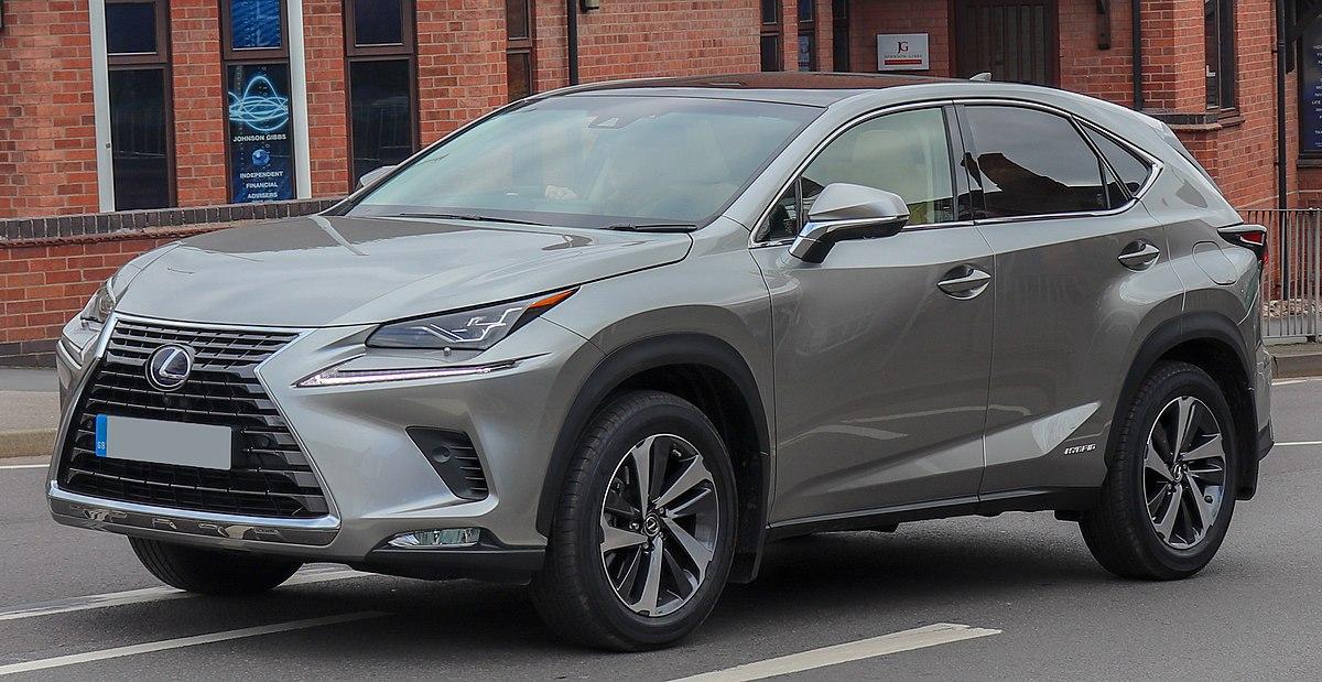 Lexus Nx Hybrid >> Lexus NX - Wikipedia