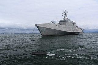 USS <i>Oakland</i> (LCS-24) Littoral combat ship of the United States Navy