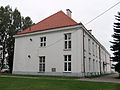 220913 Right outbuilding at Bishops Palace in Wolbórz - 02.jpg