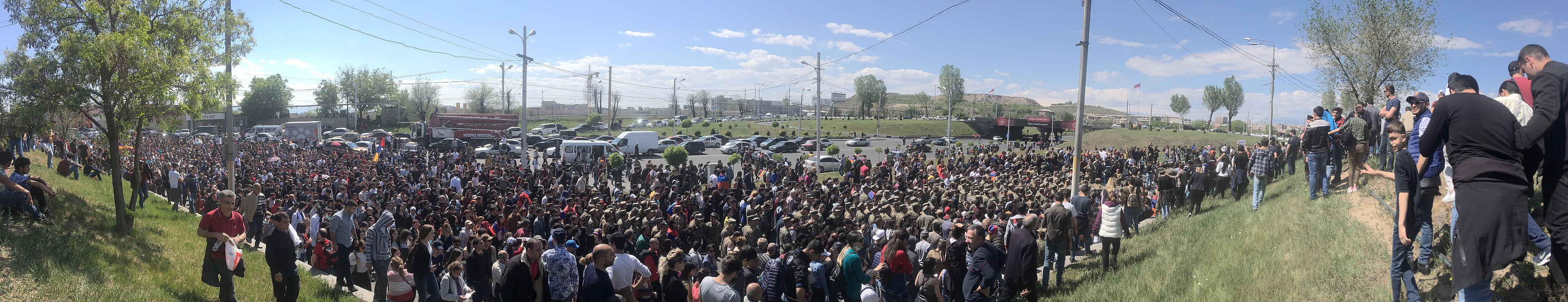 23.04.2018 Protest Demonstration, Yerevan 45.jpg