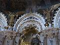 231 Basílica de Montserrat, capella del Cambril, àngels.JPG