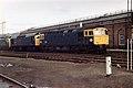 25306 & 33048 - Crewe Works (10755074876).jpg