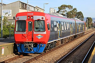 3000 class railcar