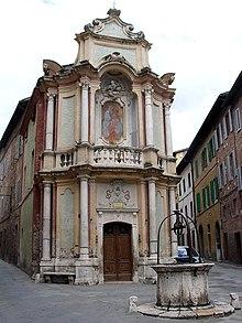 玫瑰圣母小堂 (锡耶纳)