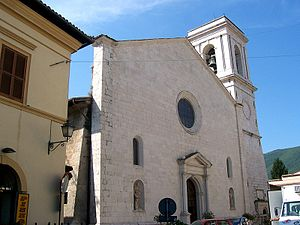Roman Catholic Archdiocese of Spoleto-Norcia - Co-cathedral in Norcia