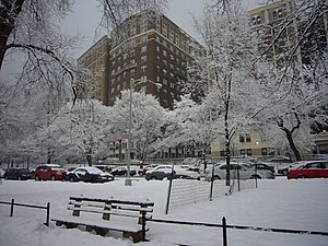 So Sad - Winter in New York City, where Harrison began writing the song in 1972