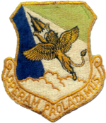 4045th Air Refueling Wing - SAC - Patch