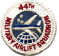 44th Military Airlift Squadron - MAC - Emblem.png