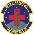 460 Medical Sq emblem.png
