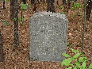 46th Pennsylvania Infantry - 46th Pennsylvania Monument, Cedar Mountain Battlefield