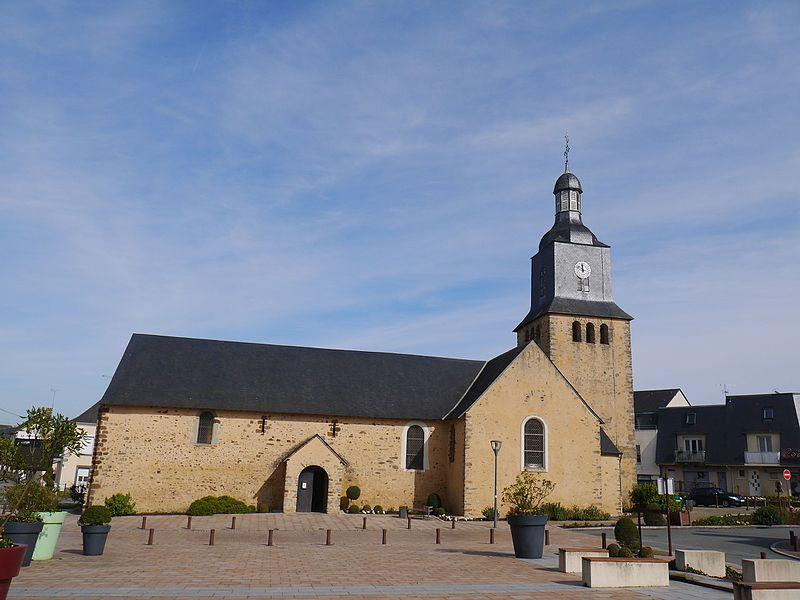 L'église Saint-Siméon en 2017.
