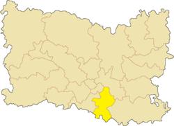 Санлис (кантон)