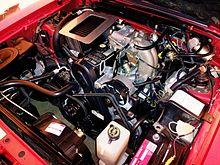86 Svo Engine Bay