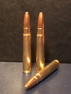 9.3×57mm - Image: 9.3×62 Mauser