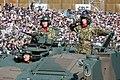 96式装輪装甲車・平成25年度自衛隊記念日観閲式・車両行進(国際派遣部隊)(4).jpg