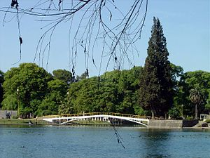 Ninth of July Park - Lake San Miguel