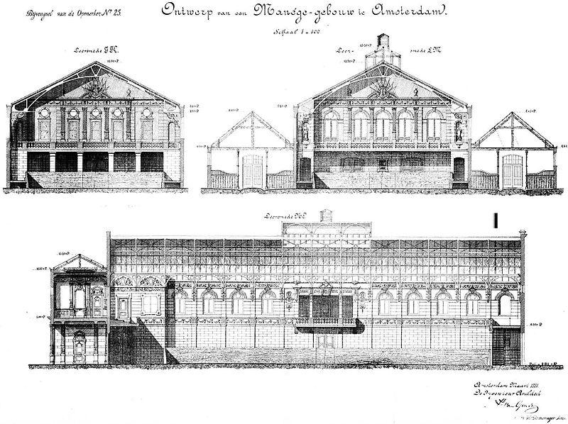 File:A.L. van Gendt Hollandsche Manege 1.jpg