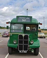 AEC Regal III LondonCountry HLX 462 OxfordParkway front.jpg