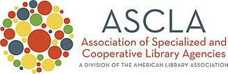 Association of Specialized and Cooperative Library Agencies - Image: ASCLA logo RBG 3