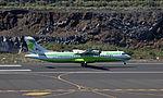 ATR 72-212A EC-JEV landing at La Palma (5491417115).jpg