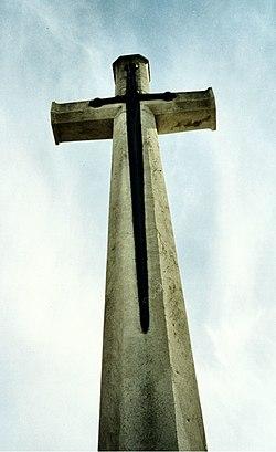definition of cross