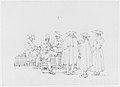 A Group of Figures Surrounding Two Bird-coops MET 263504 1997.454.jpg