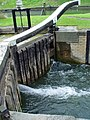 A Lock Gate on the river Cam - geograph.org.uk - 875530.jpg