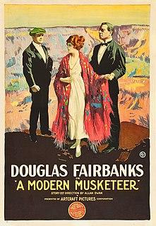 <i>A Modern Musketeer</i> 1917 film by Allan Dwan
