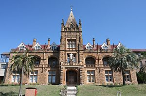 Kensington, New South Wales - Sacred Heart Monastery