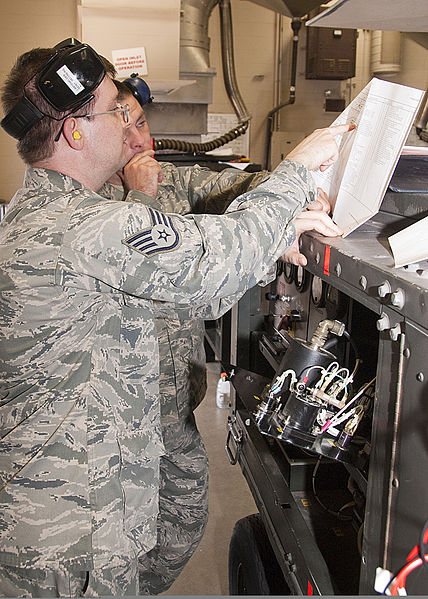 428px thumbnail a u s air force staff sergeant, left, serving as an instructor airman generator wiring diagram at gsmx.co