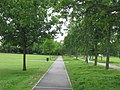 A cycleway across Clapham Common - geograph.org.uk - 1325274.jpg