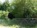 A footpath which leads from Nethercott Road to Knowle - geograph.org.uk - 1922071.jpg