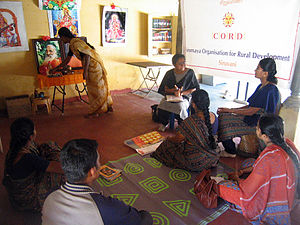 Chinmaya Mission - A meeting of CORD, at Siruvani, Coimbatore