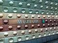 A prágai metró Muzeum állomása - Metro station Muzeum in Prague - panoramio.jpg