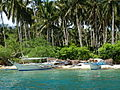A quiet fishing community at Muelle, Puerto Galer.jpg