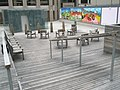 A variety of seats in Pudding Lane - geograph.org.uk - 882854.jpg