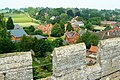 A view to the north-north-west from St Peter's church roof, Marlborough - geograph.org.uk - 460745.jpg