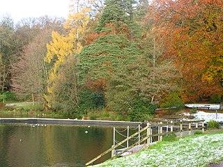 Shearwater (lake) lake in the United Kingdom