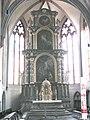 Aachen Nikolauskirche Hochaltar gammageändert.jpg