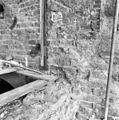Aansluiting zuidmuur zuidbeuk tegen west-gevel zuidelijke dwarsarm - Utrecht - 20233022 - RCE.jpg