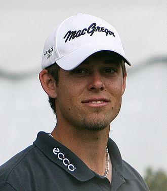 Aaron Baddeley - April 2007