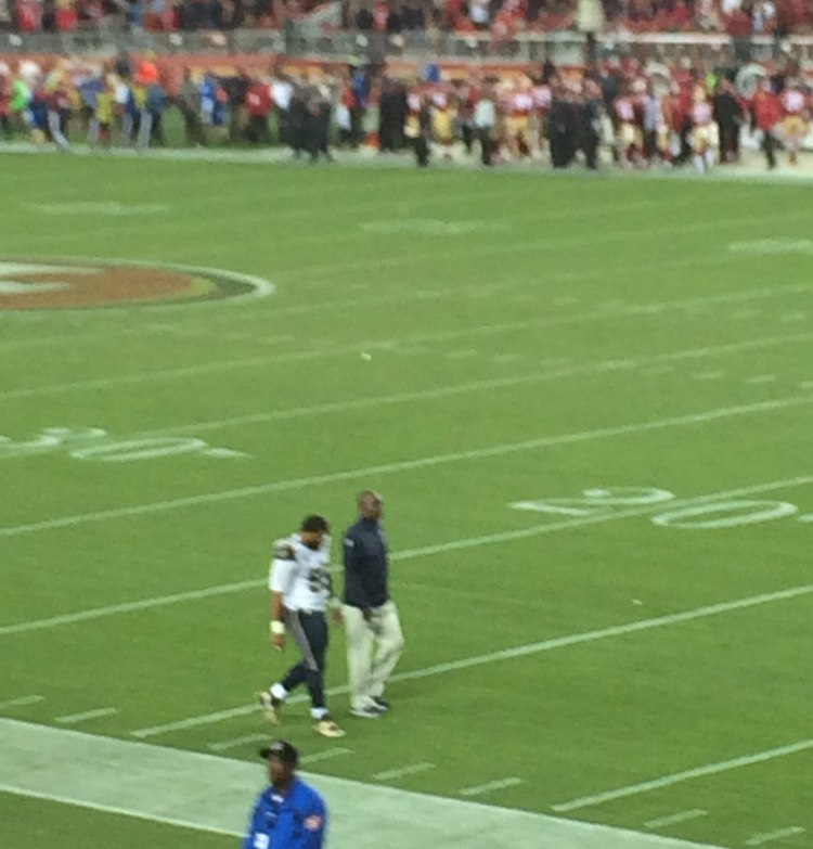 Aaron Donald Ejected