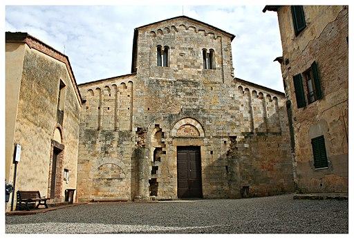 Abbazia dei Santi Salvatore e Cirino