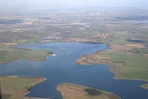 Abberton Reservoir - Image: Abberton 080307