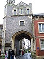 Abbey Gateway, Romsey - geograph.org.uk - 1141274.jpg