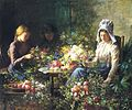 Abbott Fuller Graves - Flower Sellers.jpg