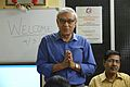 Abhoy Nath Ganguly Addresses - Opening Ceremony - PAD 4th Free Short Term Course on Photoshop - Kolkata 2017-03-04 5694.JPG