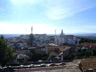 Abrantes Municipality in Centro, Portugal
